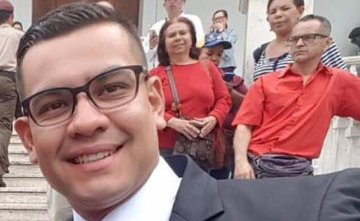 Motorizado asesina a constituyentista Tomás Lucena en Trujillo