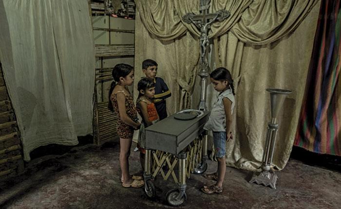Paris Match: Venezuela, el país que deja morir de hambre a sus hijos