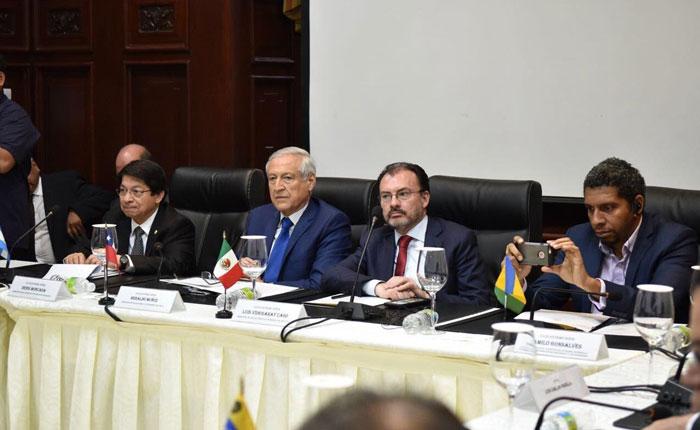 Informe Otálvora: México y Chile amenazan abandonar negociaciones Maduro-Oposición