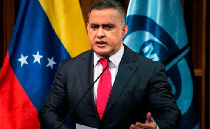 Tarek William Saab anuncia liberación condicional de siete directivos de Banesco