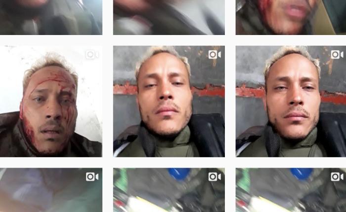 INFOGRAFIA Y VIDEO La última operación de Oscar Pérez