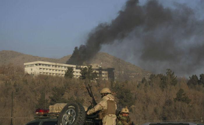 Dos venezolanos murieron en un ataque terrorista a hotel de Kabul