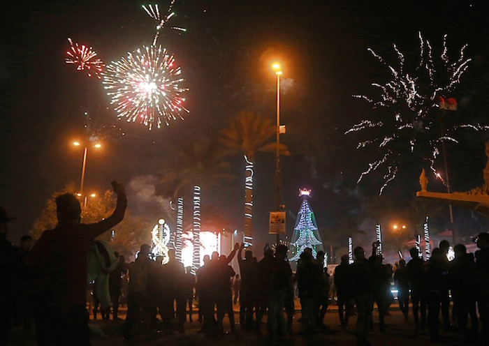 Iraq New Year