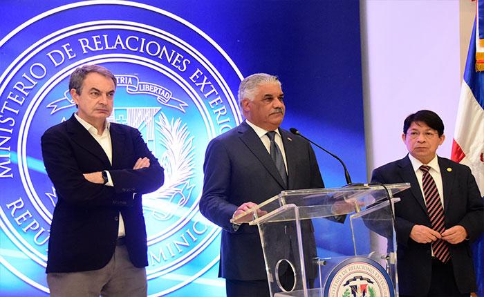 Negociación de gobierno y oposición en República Dominicana continuará esta tarde