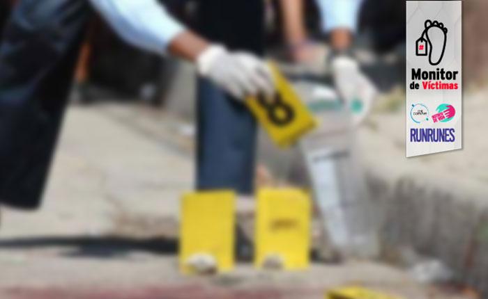 Estos son los 5 casos más leídos de #MonitorDeVíctimas esta semana