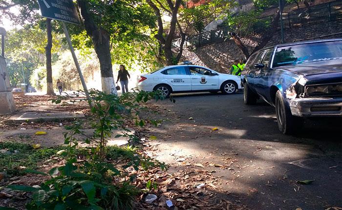 Guardia Nacional mantiene cerrado acceso a morgue de Bello Monte