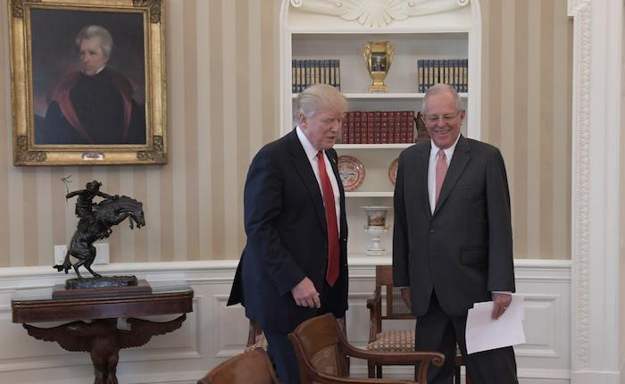 Informe Otálvora: Esperan en Latinoamérica a Trump en el 2018