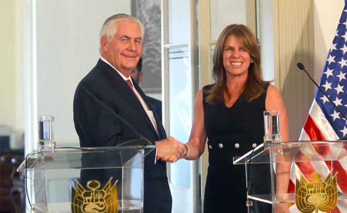 Tillerson agradeció al Grupo de Lima sus esfuerzos por Venezuela