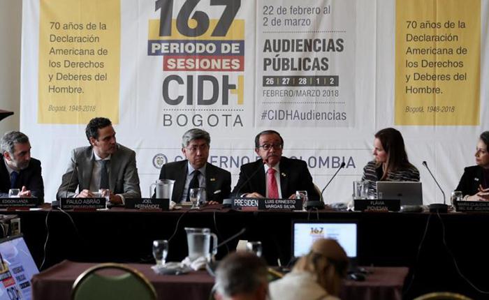 CIDH exige al gobierno de Maduro aceptar ayuda humanitaria