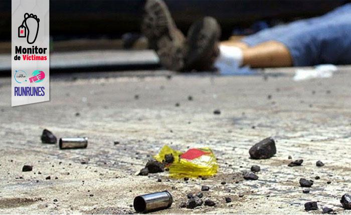 #MonitorDeVíctimas Encapuchados secuestran a prestamista del 23 de Enero y lo asesinan por 400 dólares