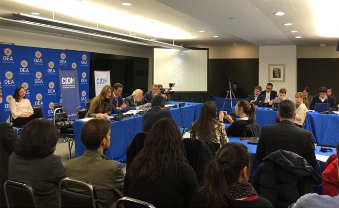CIDH advierte sobre alarmante deterioro de la institucionalidad democrática en Venezuela