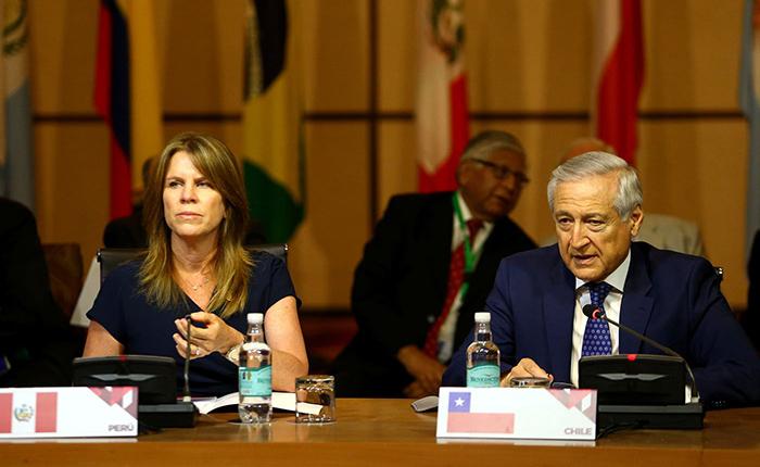Perú recordó a Maduro que no puede asistir a Cumbre de las Américas