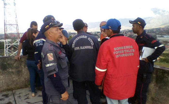 Encontraron a las nueve personas extraviadas en El Ávila desde el martes