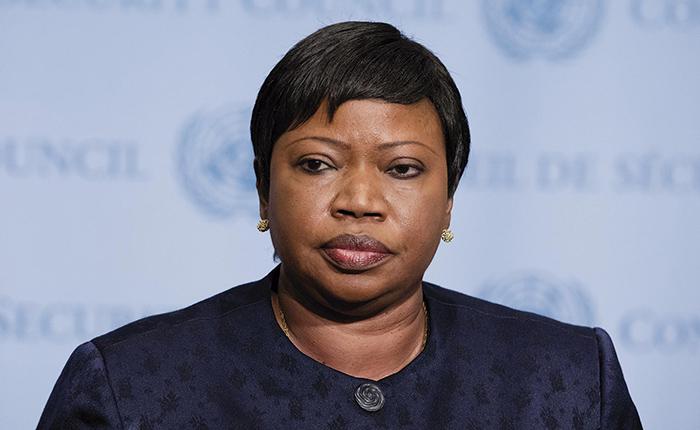 Quién es Fatou Bensouda, la fiscal que revisará el caso venezolano en la CPI