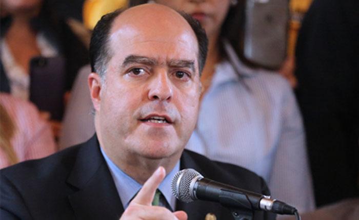 Julio Borges: Haré una gira muy importante para buscar apoyo y lograr las condiciones para unas elecciones presidenciales justas