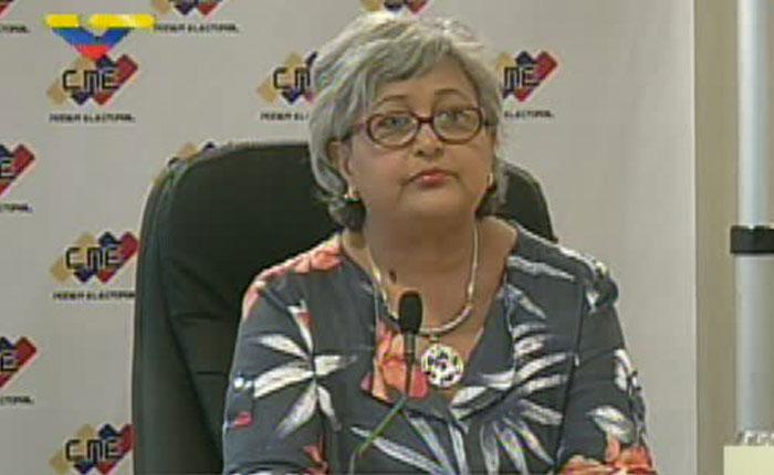 CNE no ha recibido propuesta formal sobre elecciones parlamentarias