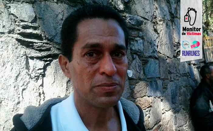 #MonitorDeVíctimas | Denuncian al grupo FAES por asesinato de joven comerciante