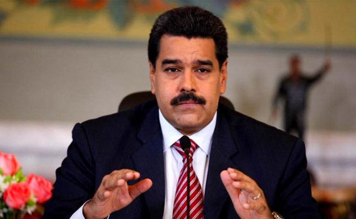 Maduro se dice dispuesto a ceder para restablecer relaciones con Panamá