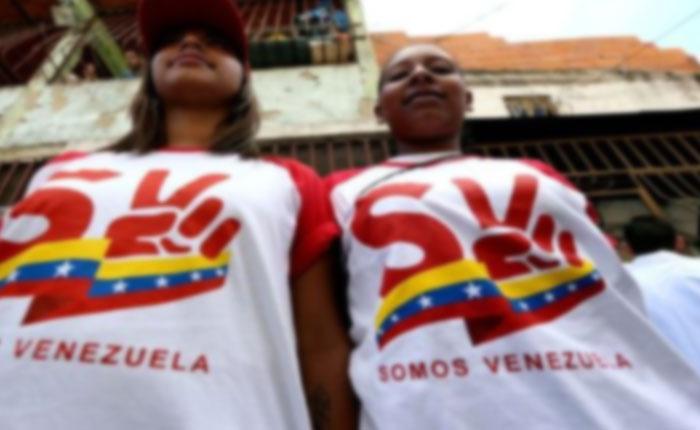 Maduro busca lavarse la cara con Somos Venezuela