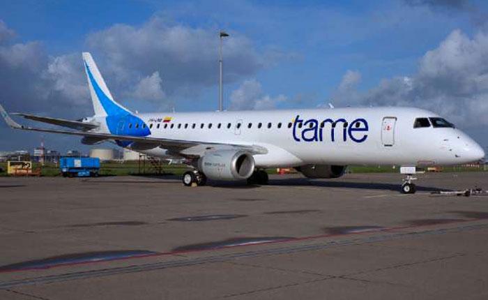Aerolínea Tame dejó de prestar servicios en Venezuela