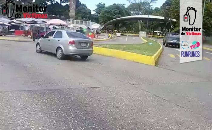 #MonitordeVíctimas Asesinaron a taxista en el Paseo Los Próceres
