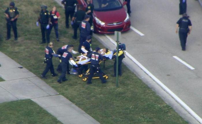 Varios muertos y 20 heridos en un tiroteo en un colegio de Florida