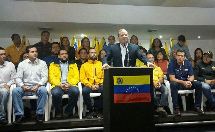 Juan Pablo Guanipa asegura que PJ y la Unidad no irán a presidenciales