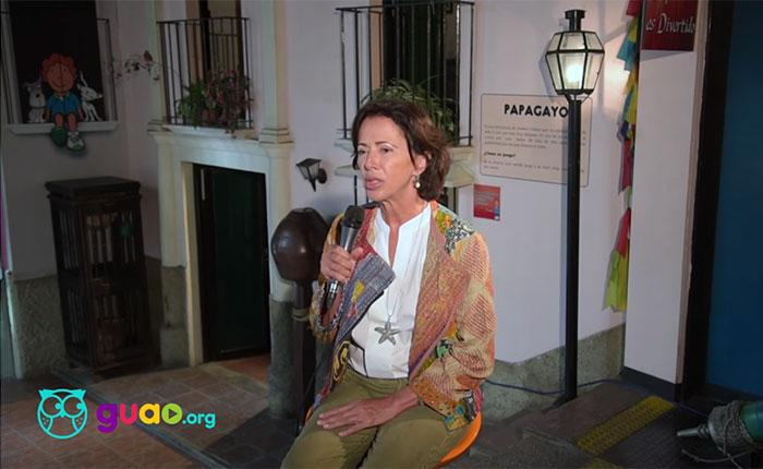 Valentina Quintero: oficio de arraigo