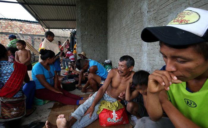 Brasil atenderá a inmigrantes venezolanos en la frontera