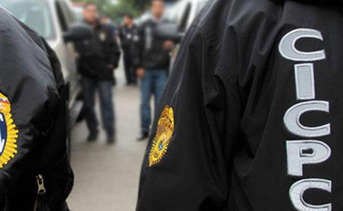 Detenidos tres oficiales del Cicpc por averiguar registros policiales de Nicolás Maduro y Diosdado Cabello