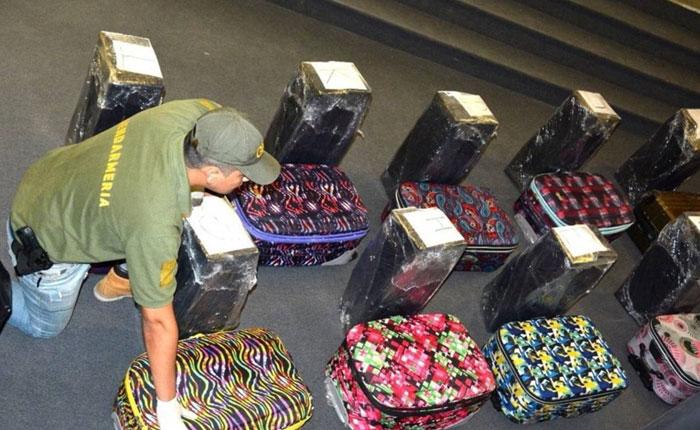 Hallan 389 kilos de cocaína en la Embajada de Rusia en Argentina