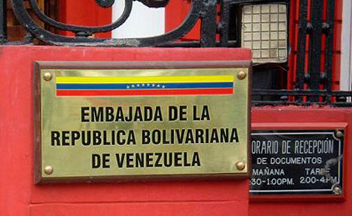 Embajada venezolana en Chile anuncia requisitos para registro electoral de las presidenciales