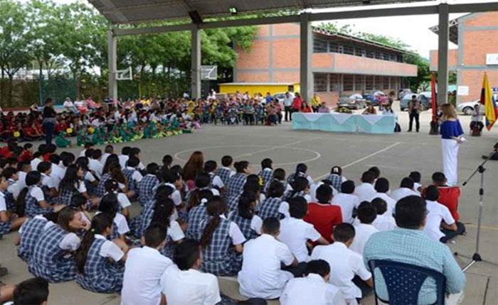 Número de niños venezolanos en escuelas de Cúcuta aumentó a 1.849