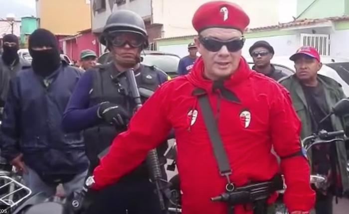 """La """"normalización"""" de los colectivos: de la impunidad de Valentín Santana al Estado Mafioso"""
