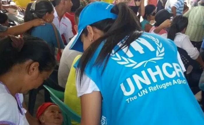 ACNUR pide a países acoger a venezolanos y otorgarles protección