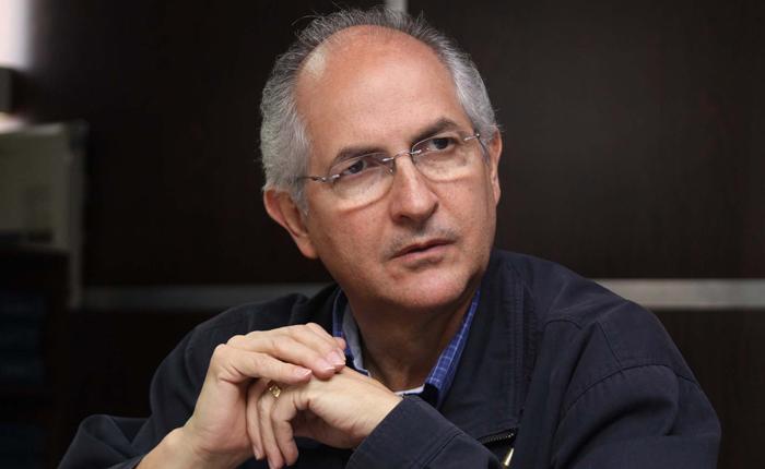 """Ledezma pide un """"cordón sanitario"""" contra las dictaduras que sobreviven en el continente"""