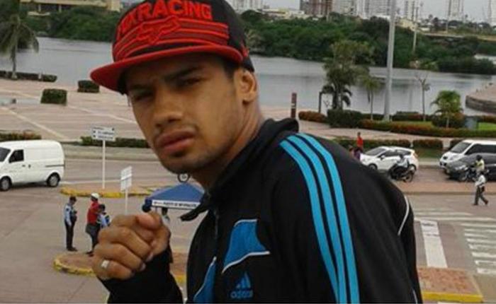 Murió boxeador Yeison Cohen, tras 15 días en coma luego de un combate