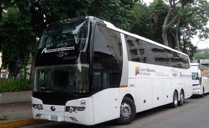 Asesinan a dos pasajeros en atraco a colectivo Puerto La Cruz-Caracas