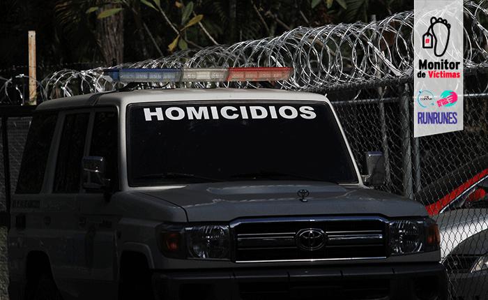 #MonitorDeVíctimas |  Matan a transexual de un disparo en la cara
