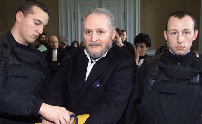 """Carlos """"El Chacal"""" condenado a cadena perpetua por atentado en París"""