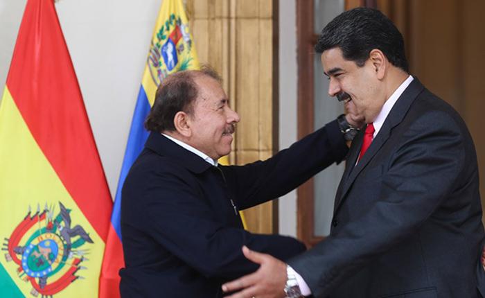 Raúl Castro, Evo Morales y Danilo Ortega llegan a Miraflores para la cumbre del Alba