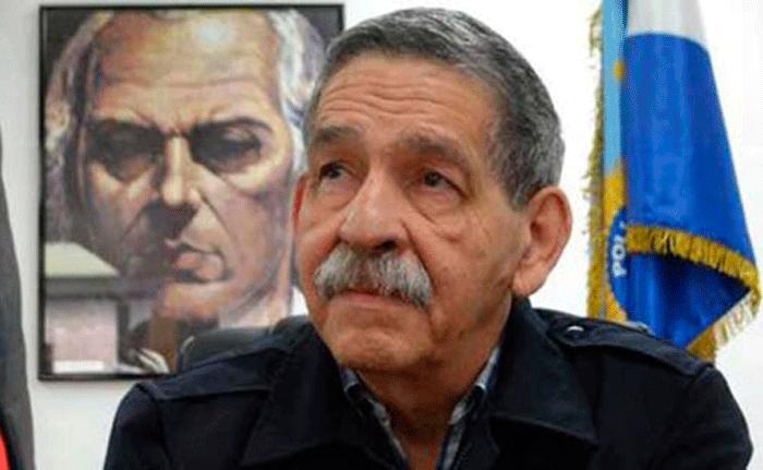Murió el comisario Elisio Guzmán, ex director de Polimiranda