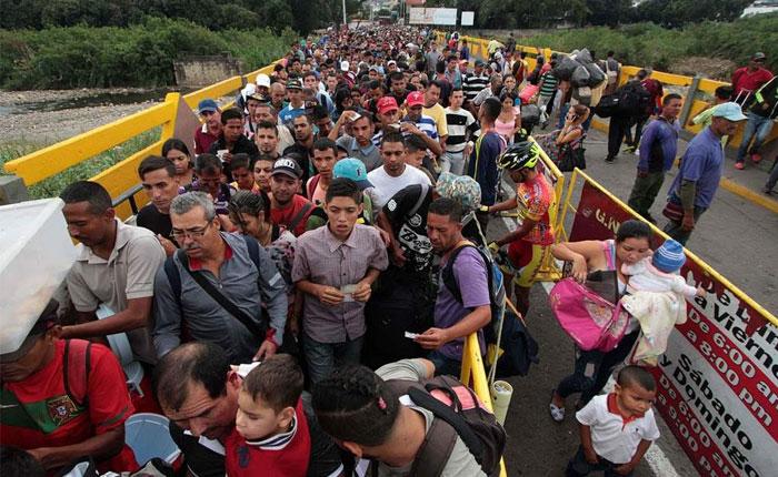 Magallanes: Éxodo masivo de venezolanos aumentará en los próximos meses