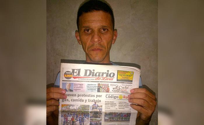 AN y ONU exigen información oficial del paradero de Gilber Caro