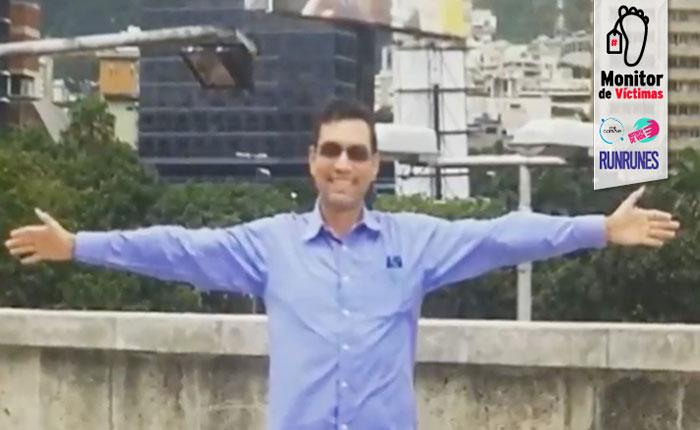#MonitordeVíctimas Asesinaron a hermano del periodista Javier García dentro del apartamento donde mataron al comunicador hace casi 10 años