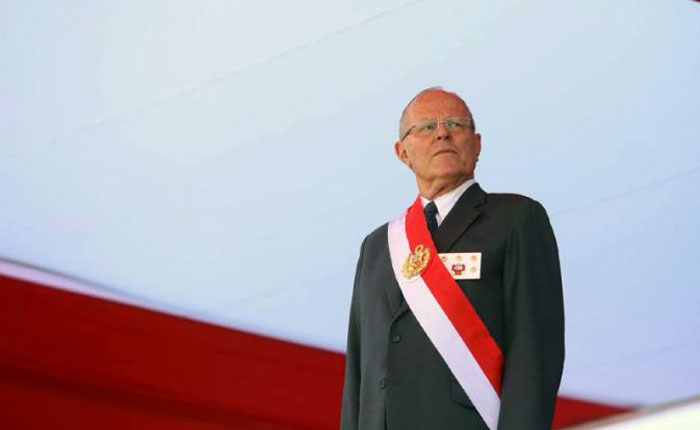 Congreso de Perú aceptó la renuncia presentada por Pedro Pablo Kuczynski