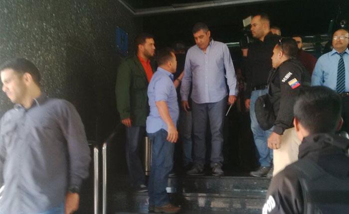 Trasladan a Fuerte Tiuna a Rodríguez Torres para ser presentado en tribunales militares