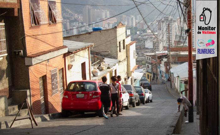 #MonitorDeVíctimas | Delincuente asesinó a adolescente y prohibió que ingresara la policía al barrio