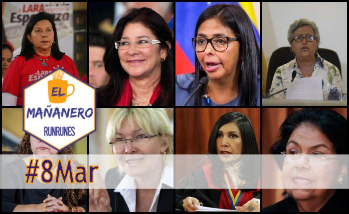 El Mañanero #8Mar: las 8 noticias que debes saber