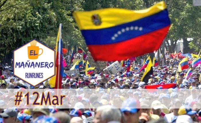 El Mañanero #12Mar: las 5 noticias que debes saber